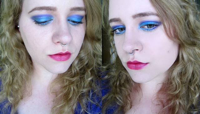 Review Makeup Revolution Makeup Geek Palette Makeup