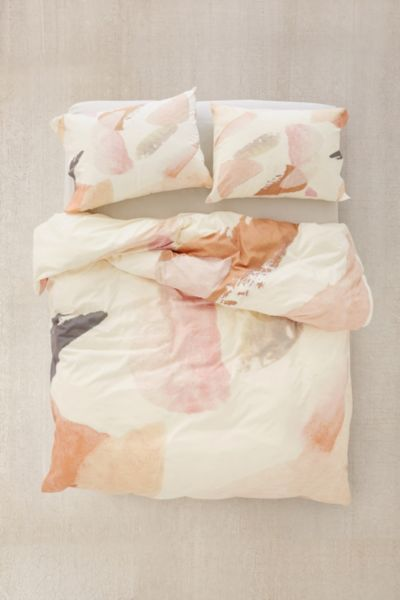Georgiana Paraschiv For Deny Abstract M3 Duvet Cover Duvet Covers Urban Outfitters Urban Outfitters Bedding Duvet Covers