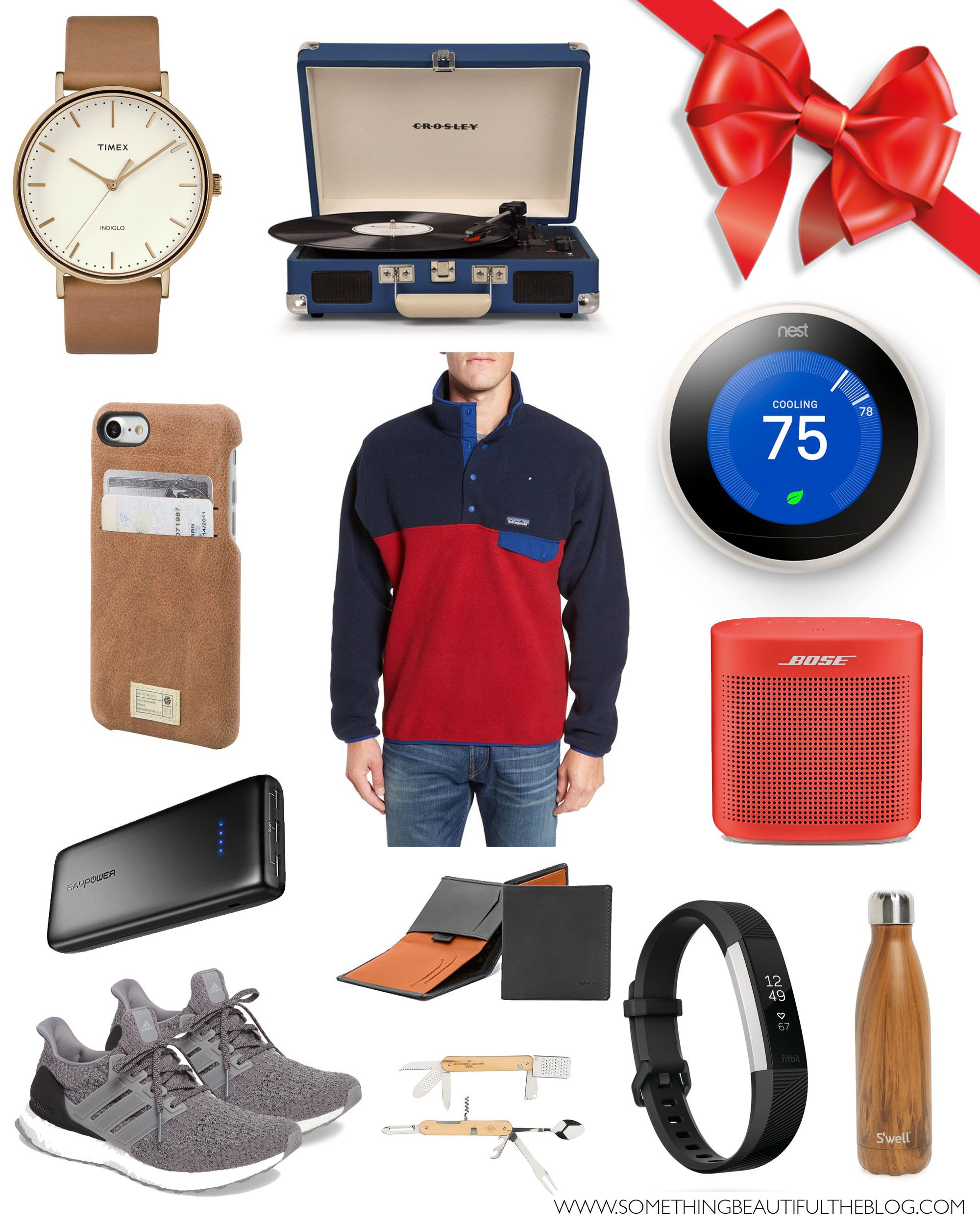 Gifts For Him On The Blog Giftguide2017 Christmas