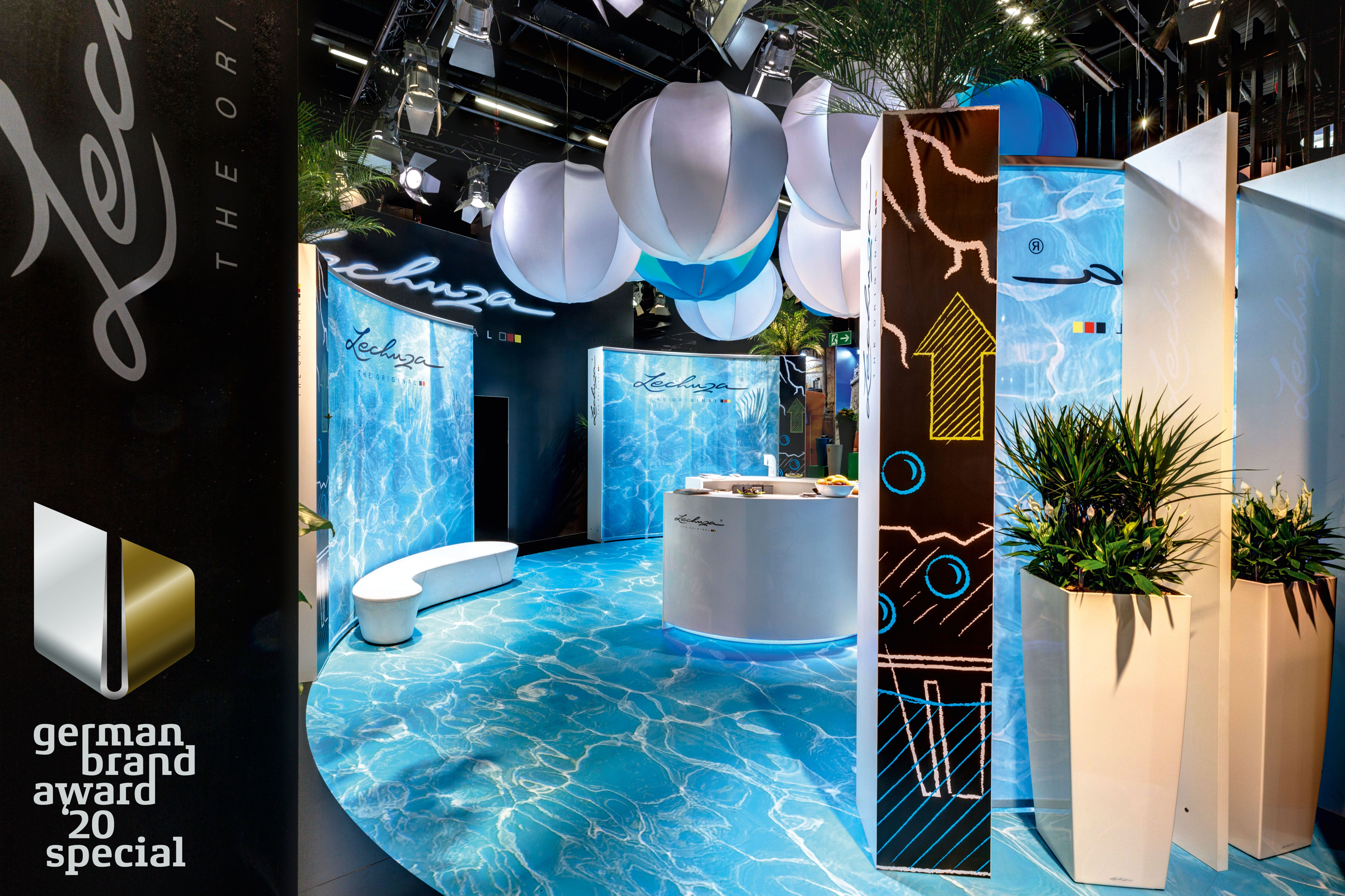For The Geobra Brandstatter Group A Stylish Brand Appearance Was Developed For The Lechuza Brand The Expert For Beauti