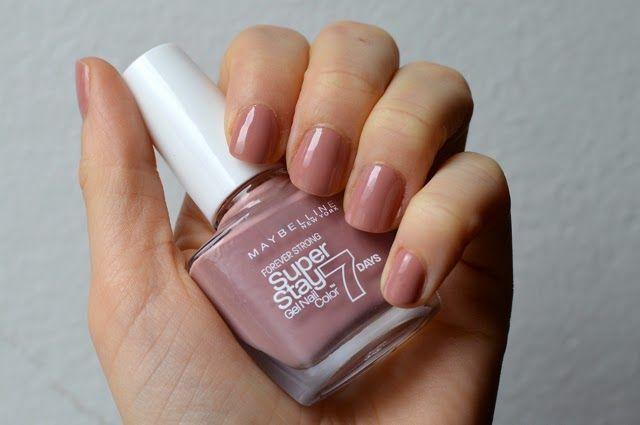 Maybelline Superstay 7 Days Nail Polish 130 Nail Polish Nails Beauty Nails