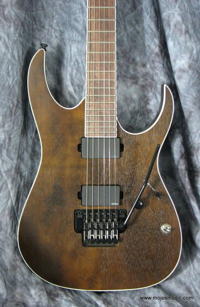 Ibanez Rgir20be  Black Hardware