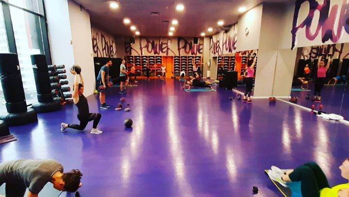 #circuit #trx #fitness #fitnesscluj #getfit #getoutofcomfortzone #personaltraining #radumoldovan #lo...