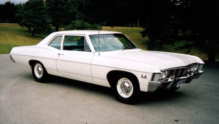 1967 Chevy Bel North American Muscle Classic Pro Stock