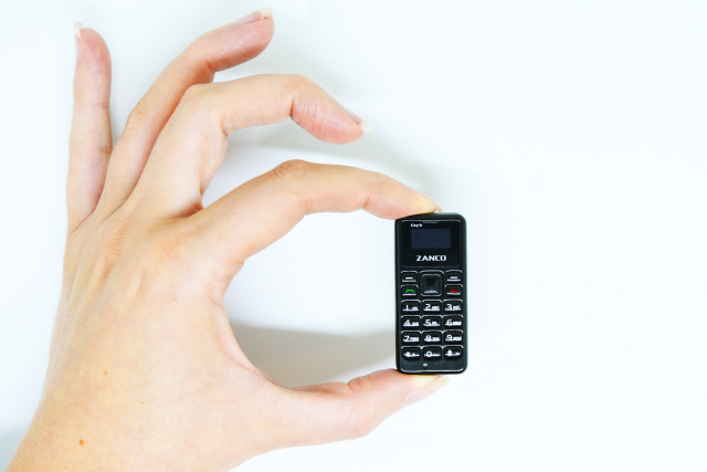 74584ae5c60 Zanco tiny t1 the world s smallest mobile phone