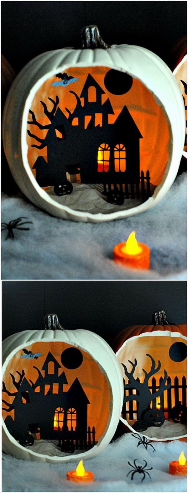 30+ Homemade Halloween Decoration Ideas Homemade halloween - cool homemade halloween decorations