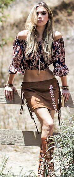 Pin by Valerie Harris on YES   Boho fashion bohemian. Boho fashion. Boho outfits