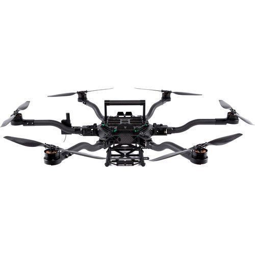 Alta 6 UAS for Professional Cinematography by Freefly #droneconcept