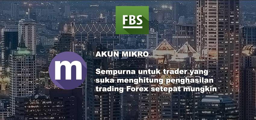 Daftar Broker Forex Penyedia Akun Cent