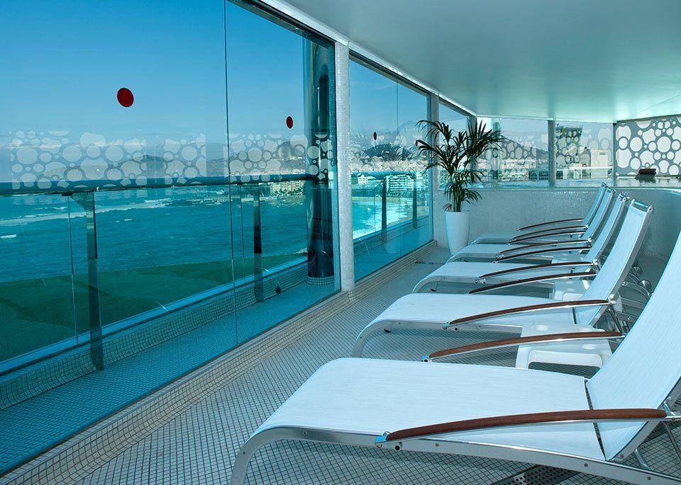 Hotel Reina Isabel Spa Con Spa En Las Palmas De Gran Canaria Canarias Hoteles Con Spa Hotel Las Palmas De Gran Canaria