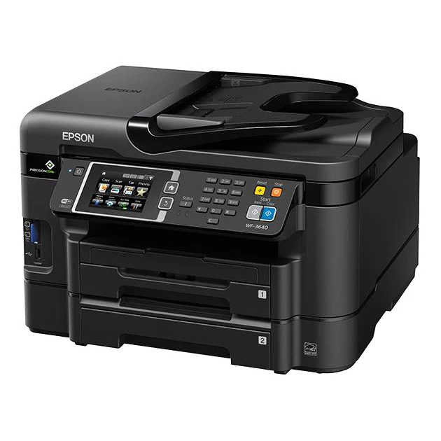 How Do I Get My Epson Printer To Scan To My Computer