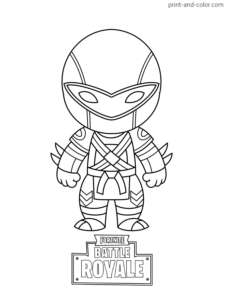 Fortnite Coloring Pages Print And Color Com In 2020 Cartoon Coloring Pages Coloring Pages Coloring Books