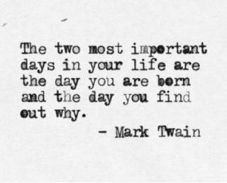 Mark Twain quote -