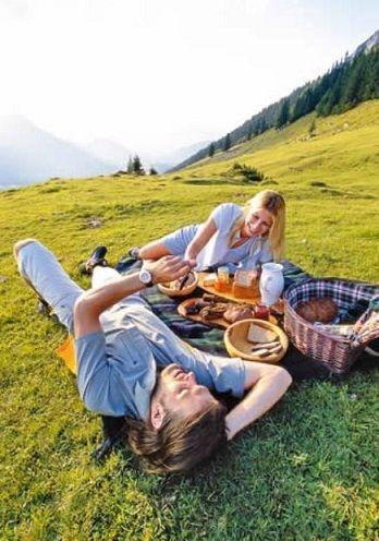 dejting picknick