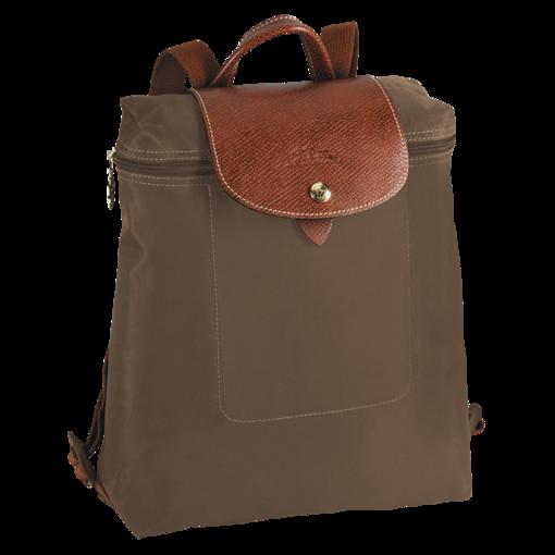 Backpack - Le Pliage - Handbags - Longchamp - Taupe - Longchamp United-States