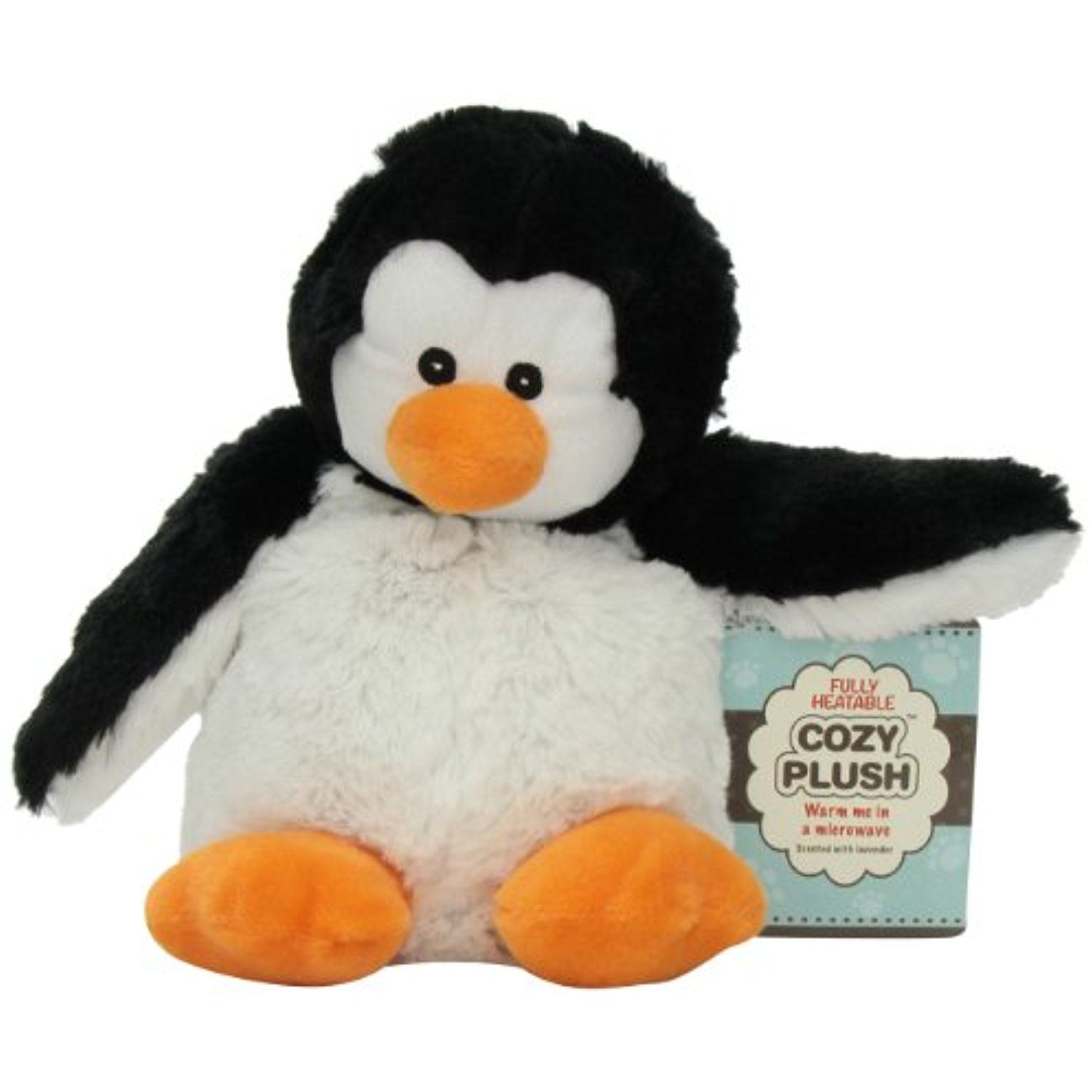 Intelex Cozy Therapy Plush, Penguin ** Read more reviews