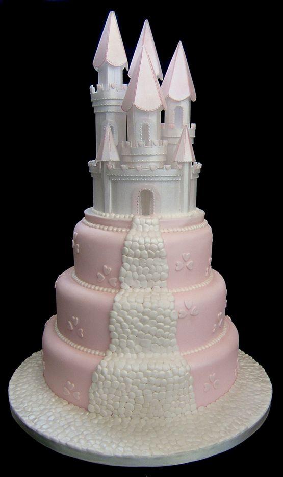 Castle Wedding Cakes Castle Wedding Cakes For Fairy Tale