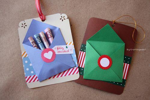 Last Minute Gift Manualidades Regalar Dinero Regalos Originales
