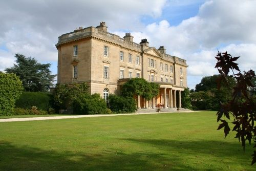 Exbury House - former home of Mitfords - now owned by de Rothchilds
