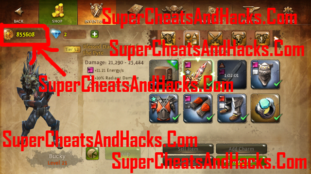 You are going to feel amazed at the power of and simplicity of this Dungeon Hunter 4 Hacks Cheats Tool Working Freely . We would like to present to you an opportunity to Discover Dungeon Hunter 4 Hacks Proof