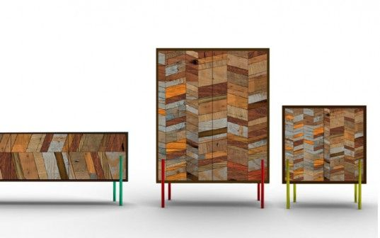 From The Source Uses Reclaimed Indonesian Wood To Create Chic Rustic  Furniture