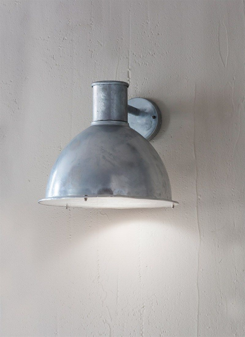 The St Ives Bay Light Is Designed For Outdoor Use With A Hot Dipped Galvanised Finish