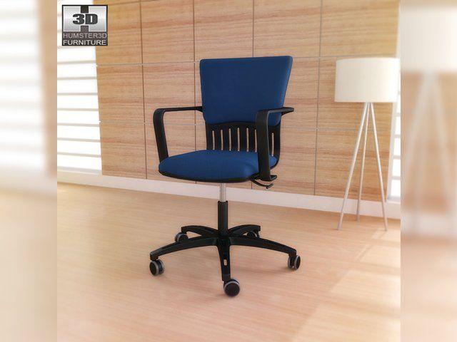 Ikea Joakim Swivel Chair Swivel Chair Chair Furniture