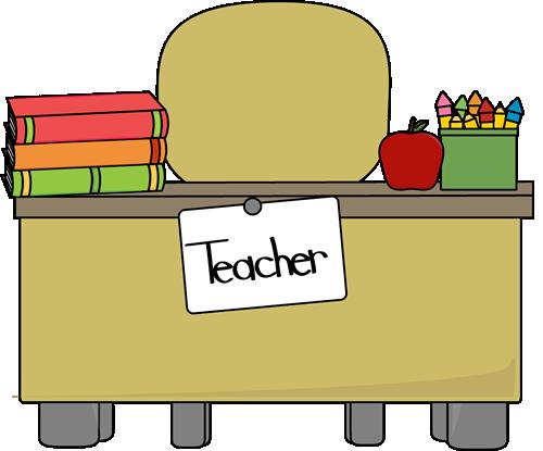 Teaching Tips For 2017 Teacher Desk Teacher Clipart Teacher