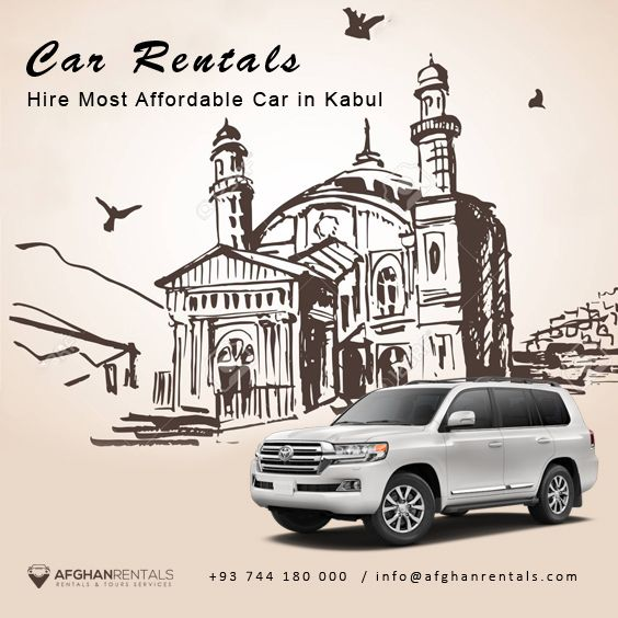 Rental And Pricing Information: Hire Most Affordable Car In Kabul! Info