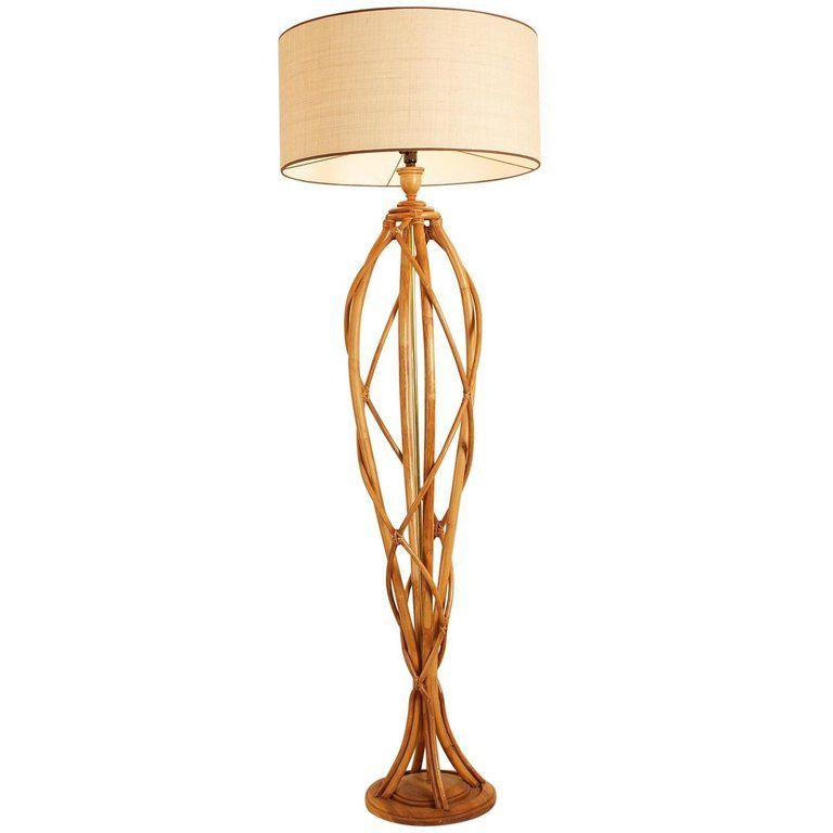 Pair Of 1stdibs Floor Lamps 1960s