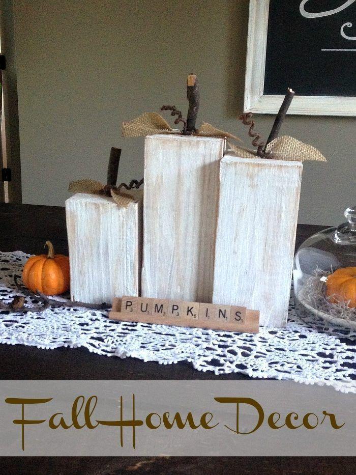 Easy DIY Halloween home decorating ideas using wood and sticks from - halloween house decorating ideas