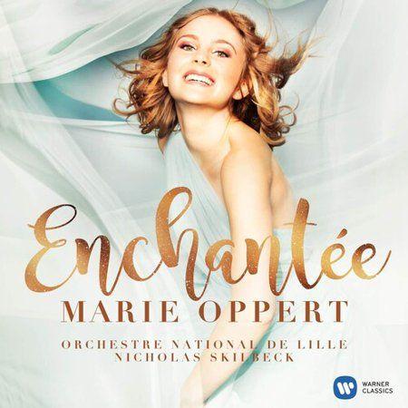 Marie Oppert - Enchantee - CD