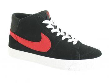 quality design 31162 aa31d ... nike blazer mid lr black unired white trainers  nike skateboarding blazer  mid ...