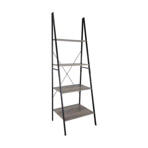 Industrial Ladder Bookshelf Ladder Bookshelf Bookshelves