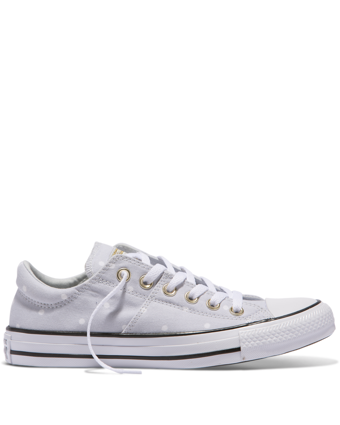 458a5ea5200dc3 Converse Chuck Taylor Madison Mini Dots Low Top - Pure Platinum is a low  profile