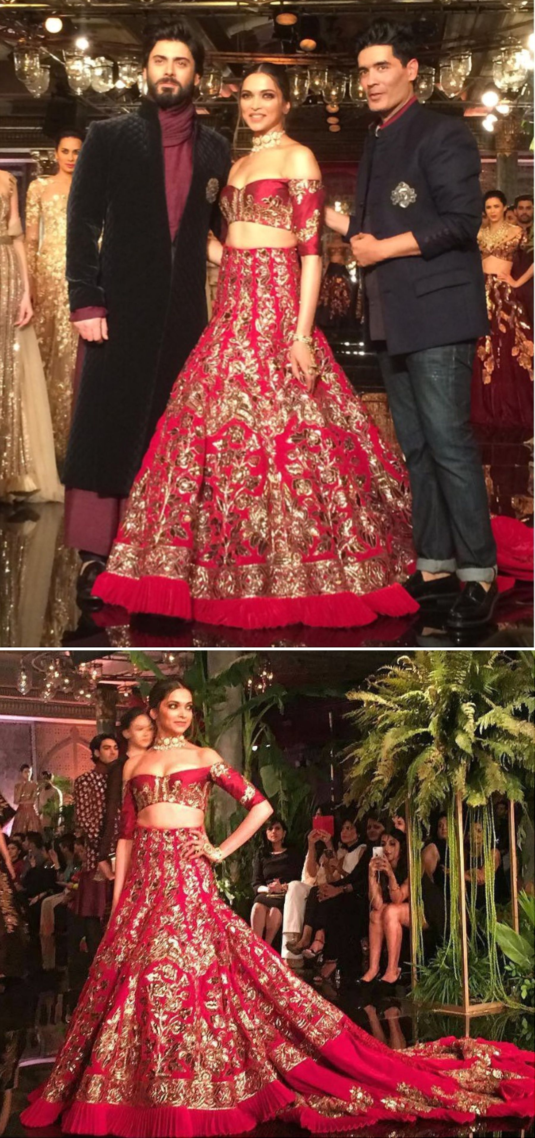 Wedding Outfit Inspiration Deep Wine Red And Gold Lehenga Fawad Khan Choker Necklace Indian Manish Malhotra Bridal Indian Bridal Indian Wedding Outfits