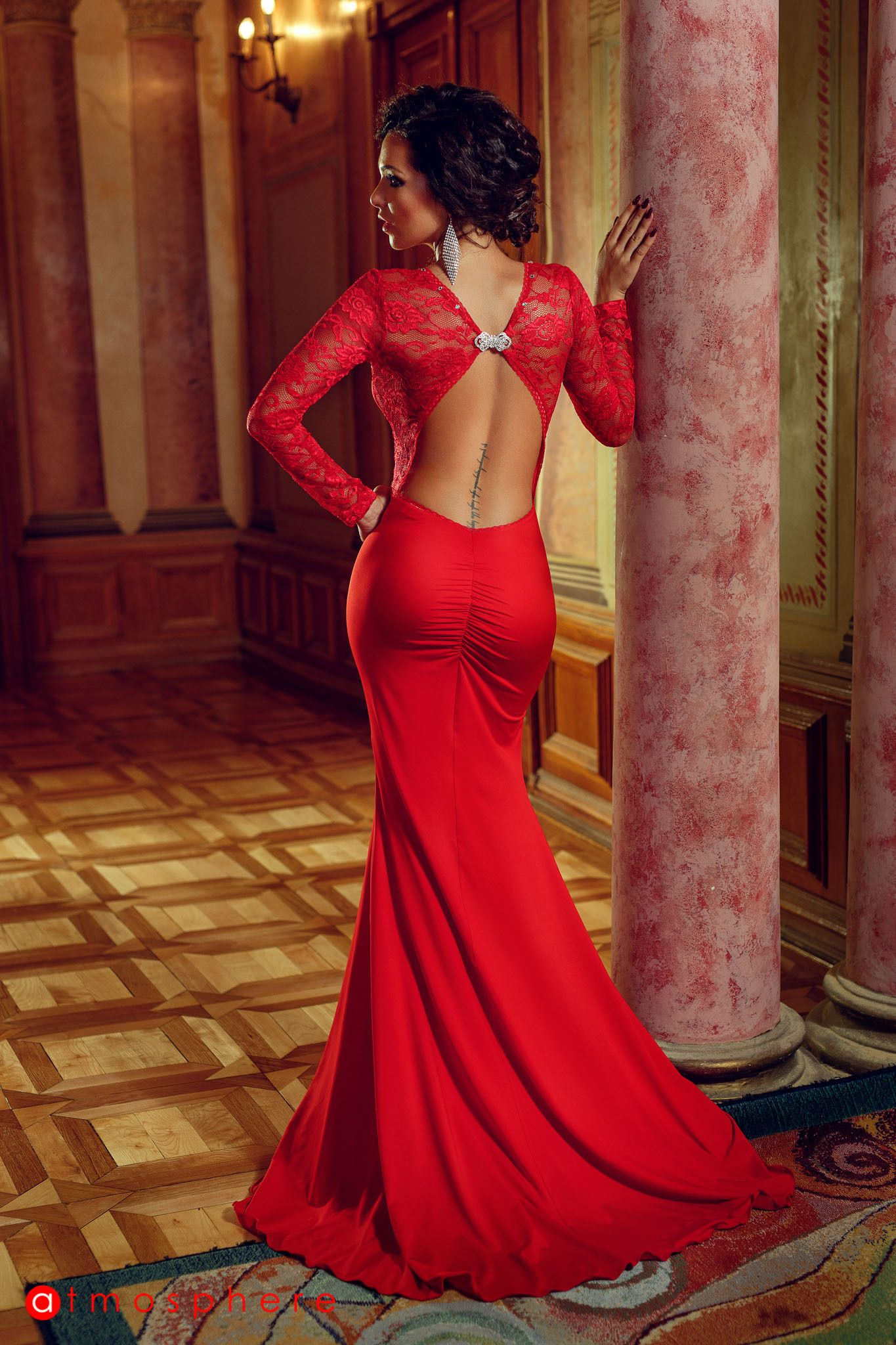 Pin by azher on shades of red pinterest gowns prom and sexy