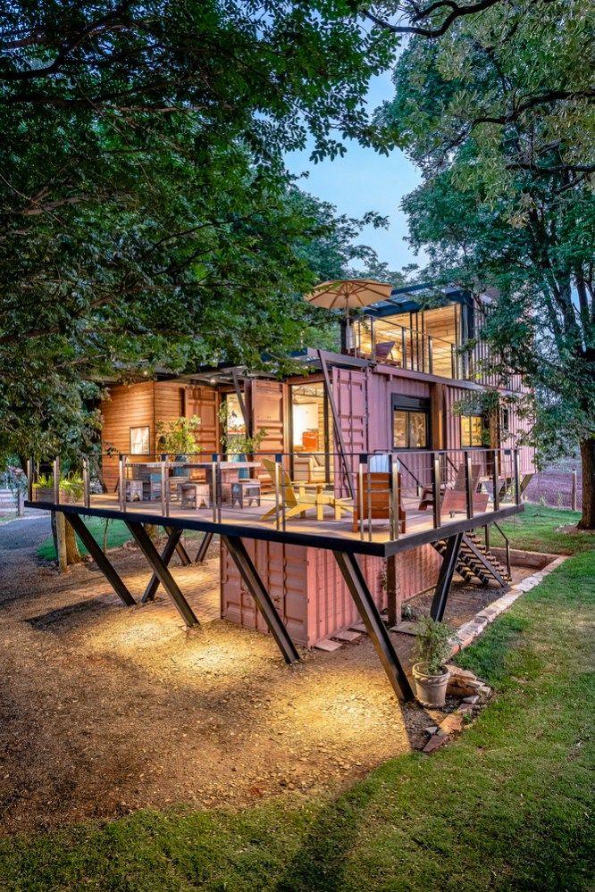 10 minis maisons container ou préfabriquées à découvrir (ou redécouvrir) pour inspirer la vôtre - PLANETE DECO a homes world