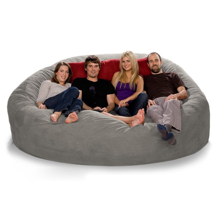 Awesome Studio One 1086 Jaxx Sac Foam Bean Bag Atg Stores Decor Onthecornerstone Fun Painted Chair Ideas Images Onthecornerstoneorg