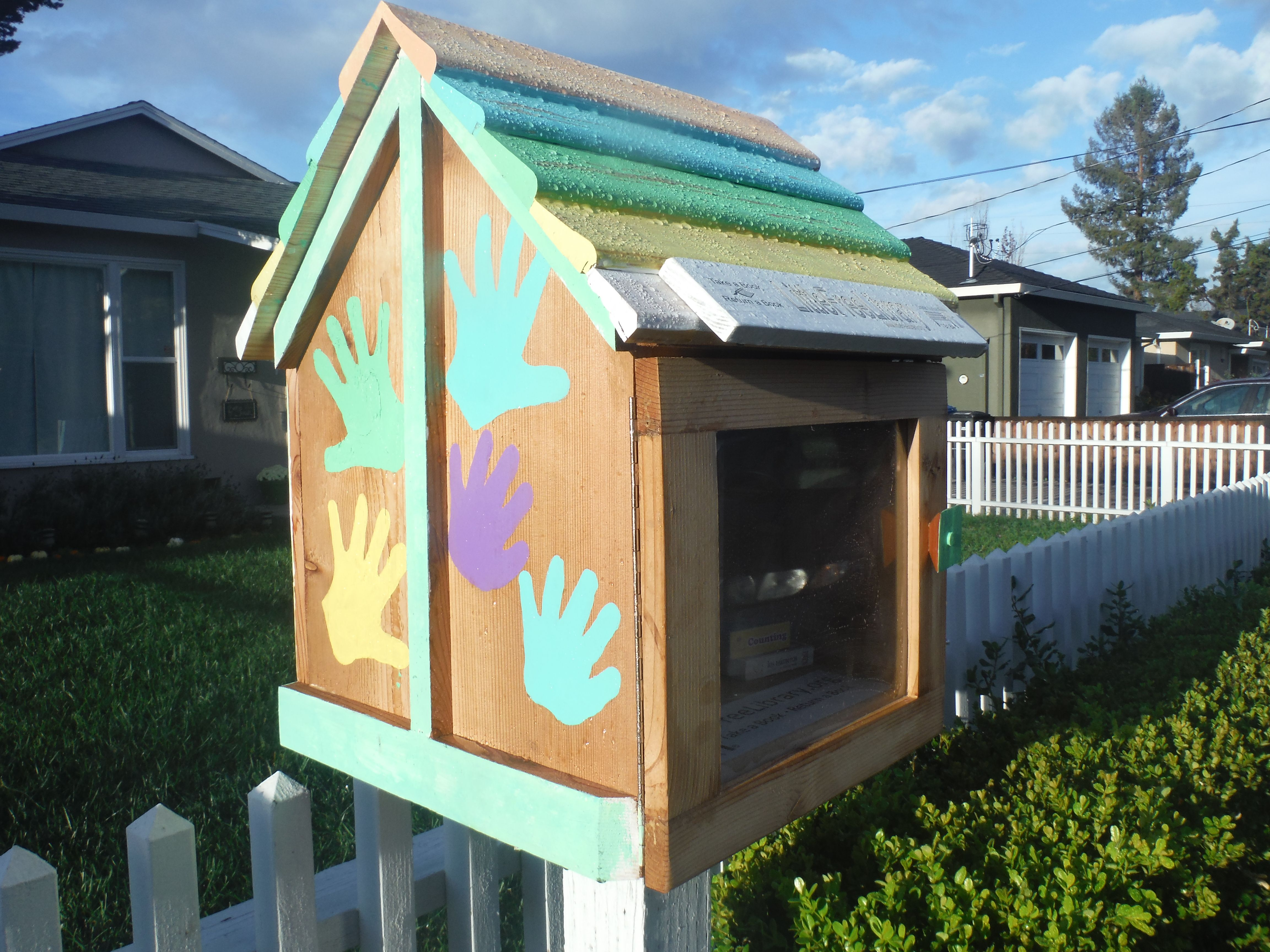 Kristina King Cohen Redwood City Ca Little Free Libraries