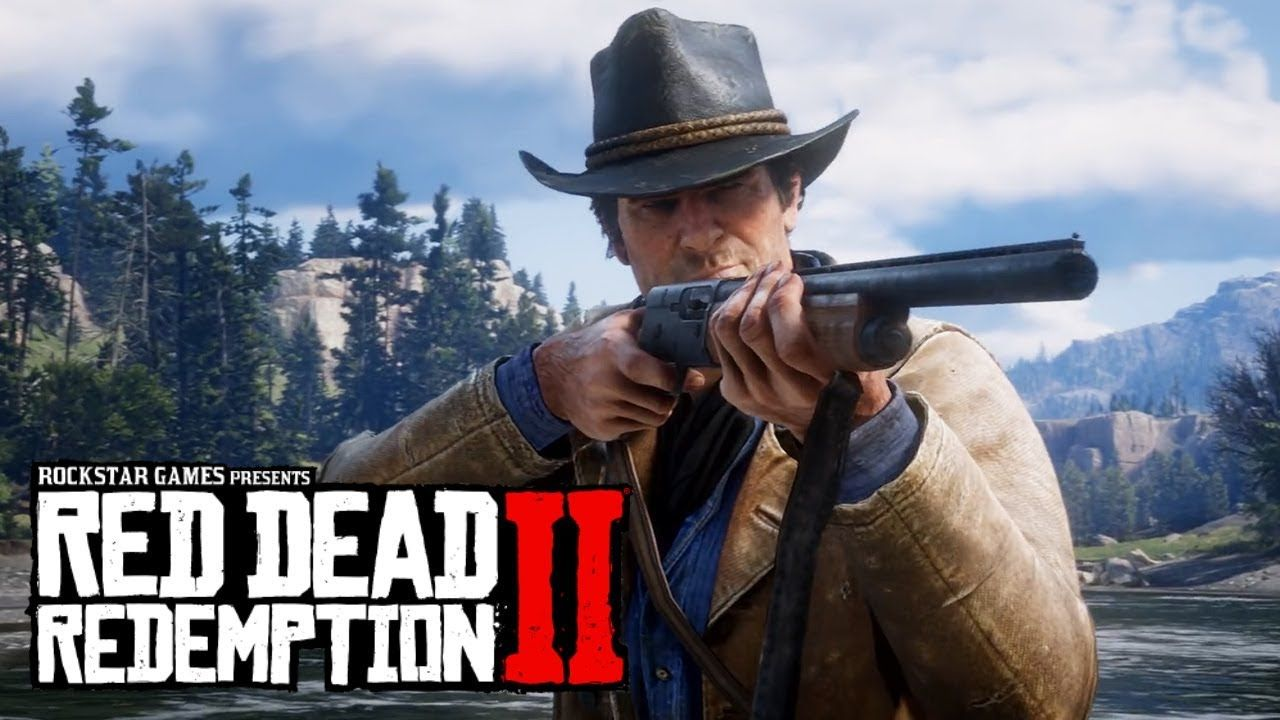 Red Dead Redemption 2 Official Gameplay Reveal Trailer 2 Dead Gameplay Official Red Redemption Red Dead Redemption Red Dead Redemption Ii Redemption