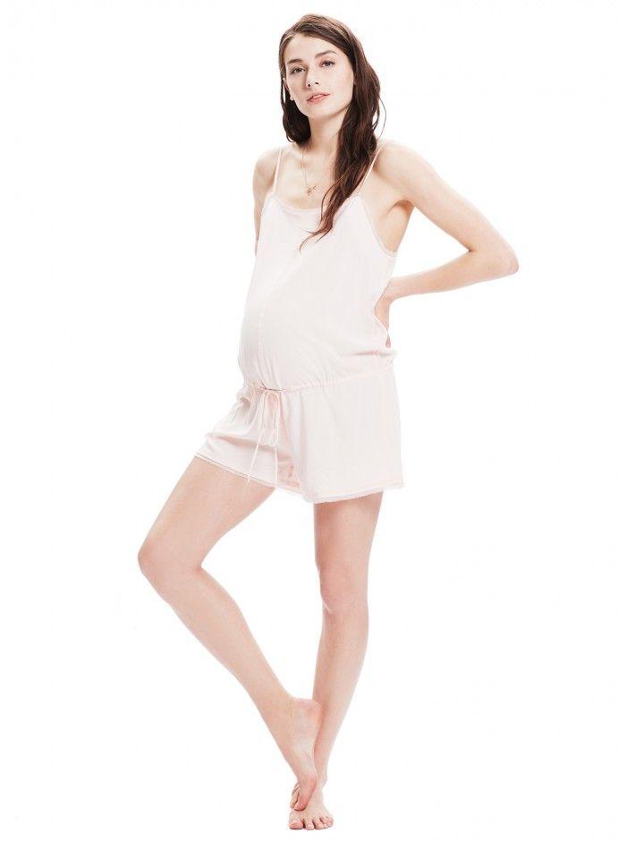 cb4dbb429a Maternity Sleepwear Fashion Fix 5 pregnancy friendly sleepwear pieces. 1  good night s sleep. HATCH