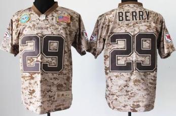 Nike Kansas City Chiefs Jersey 29 Eric Berry Salute to Service Digital Camo  Elite NFL Jerseys 81f8e6bdc