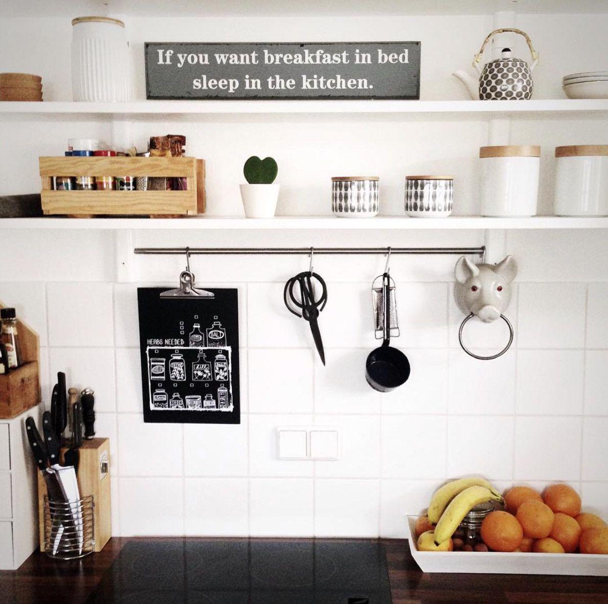 Kuechendeko Ideen Küche Retro Küchen Ideen