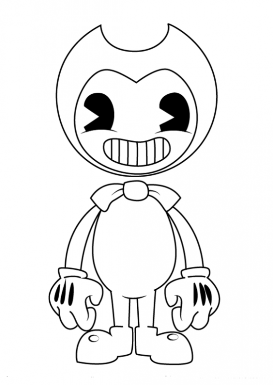Five Unexpected Ways Bendy And The Ink Machine Coloring Pages Printable Can Make Your Life Be Fnaf Coloring Pages Free Coloring Pages Bendy And The Ink Machine