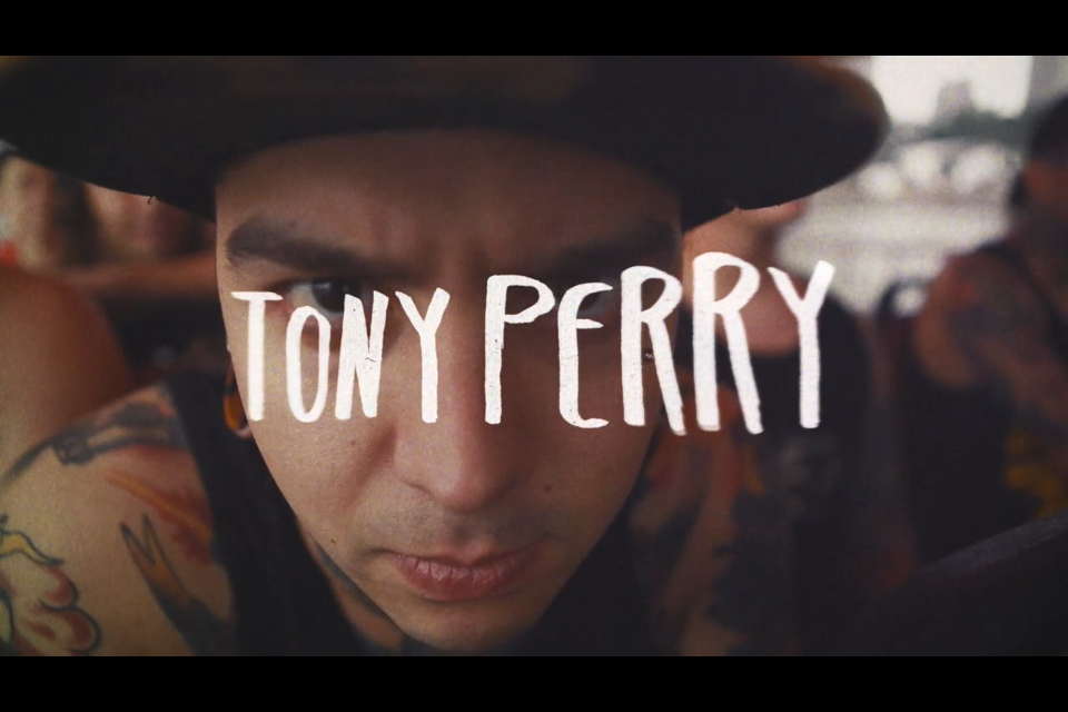 Tony Perry, you adorable human being