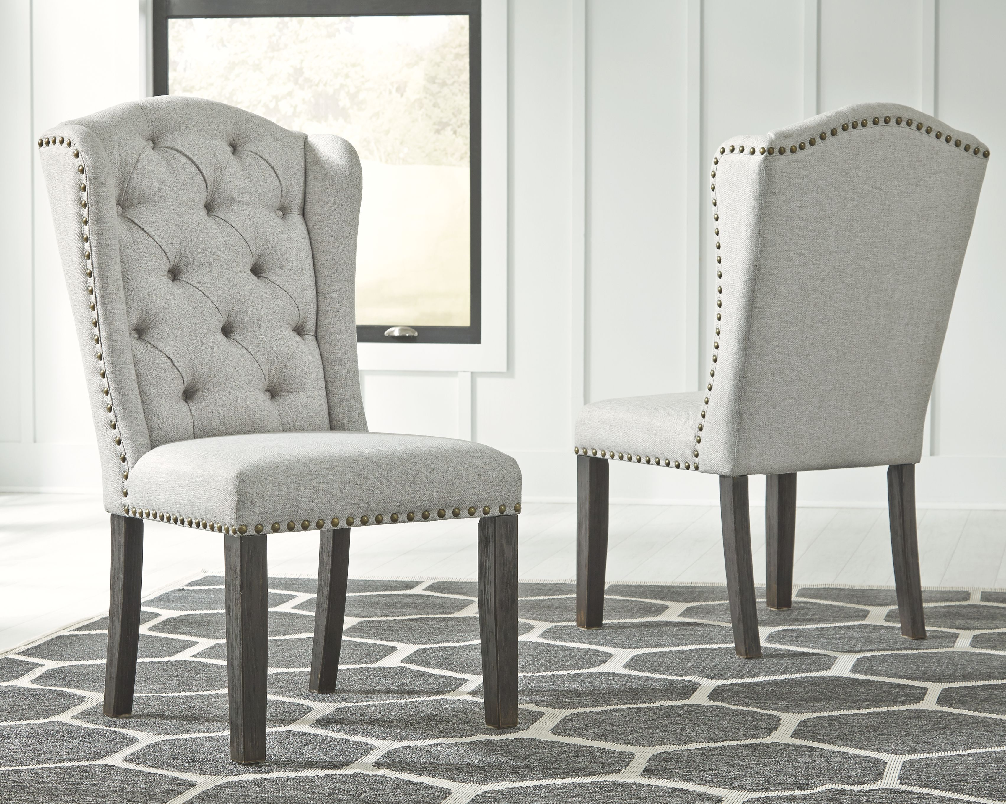 Jeanette Dining Room Chair Set Of 2 Dinning Room Chairs