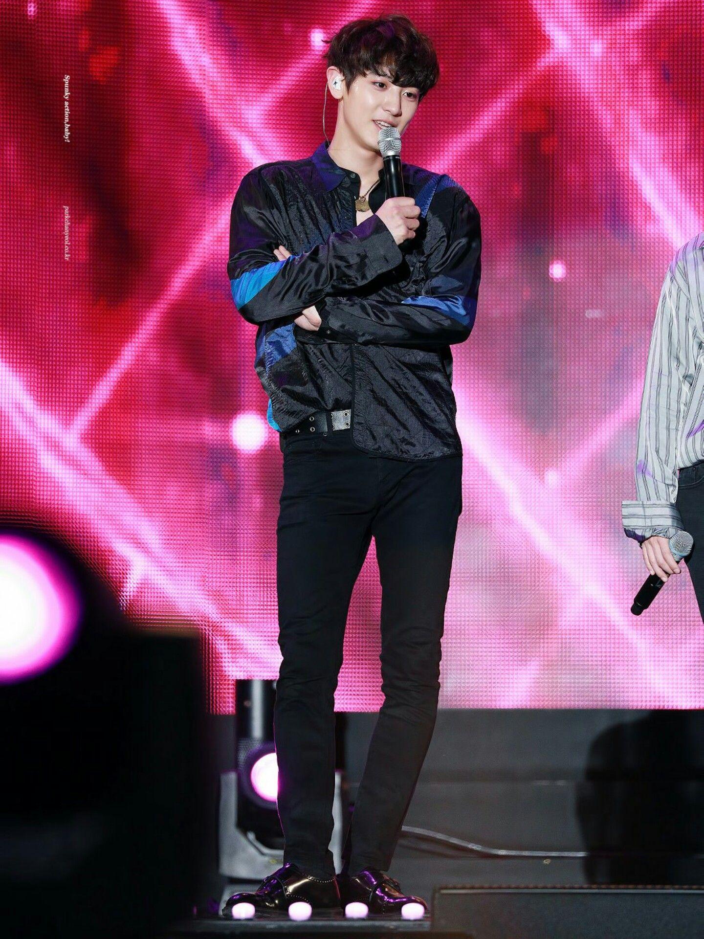 #170602 #월드프렌즈뮤직페스티벌 #WFMF #EXO #EXO-L #CHANYEOL #real_pcy #박찬열 #찬열 #박