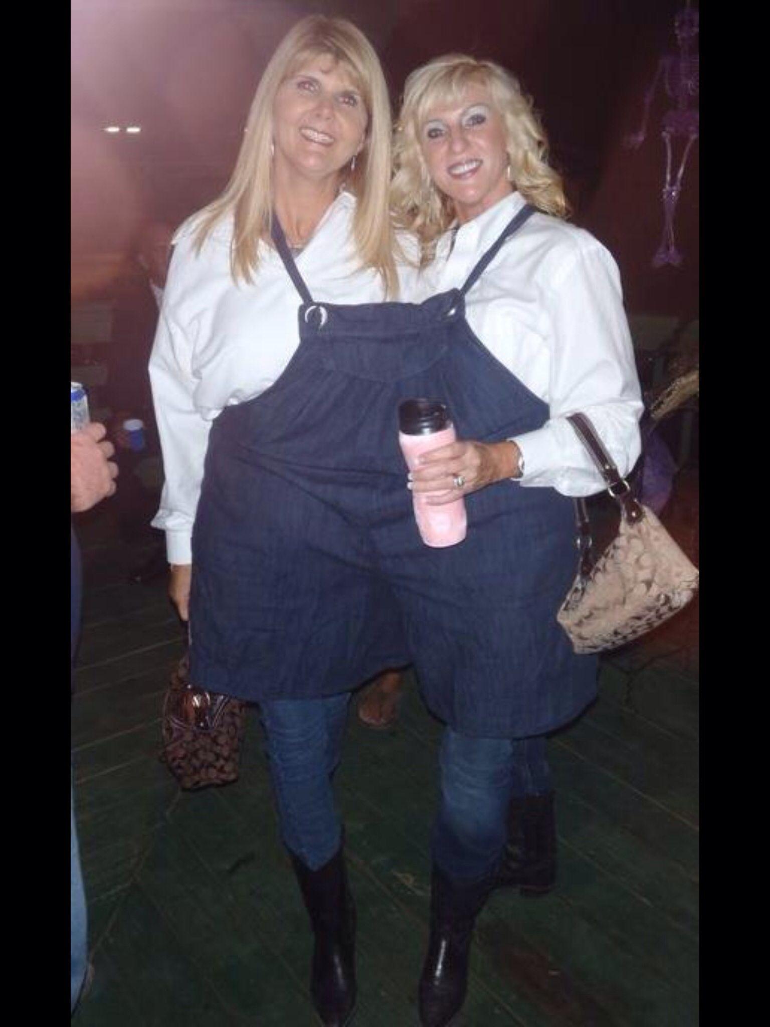 Halloween costume Siamese twins Halloween fall
