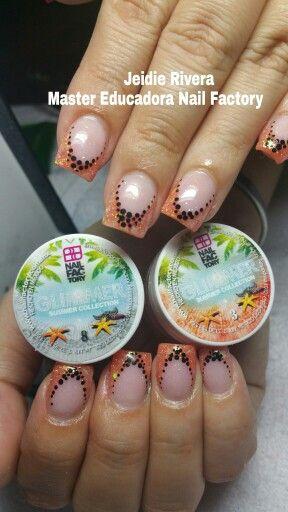 Una Hermosa Colecciones De Nail Factory Nails Factory Pr